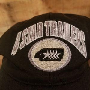 4 Star Trailers * NWOT * Ballcap * Black